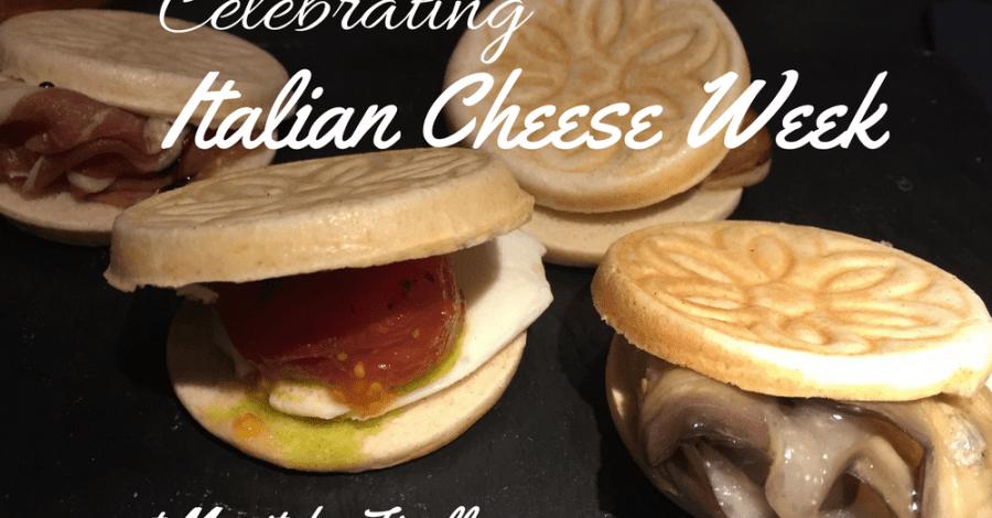Italian Cheese Week