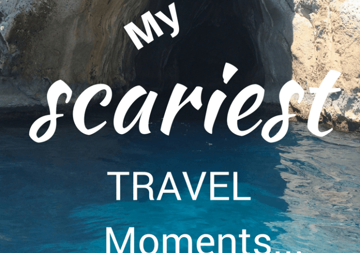 Scariest travel moments