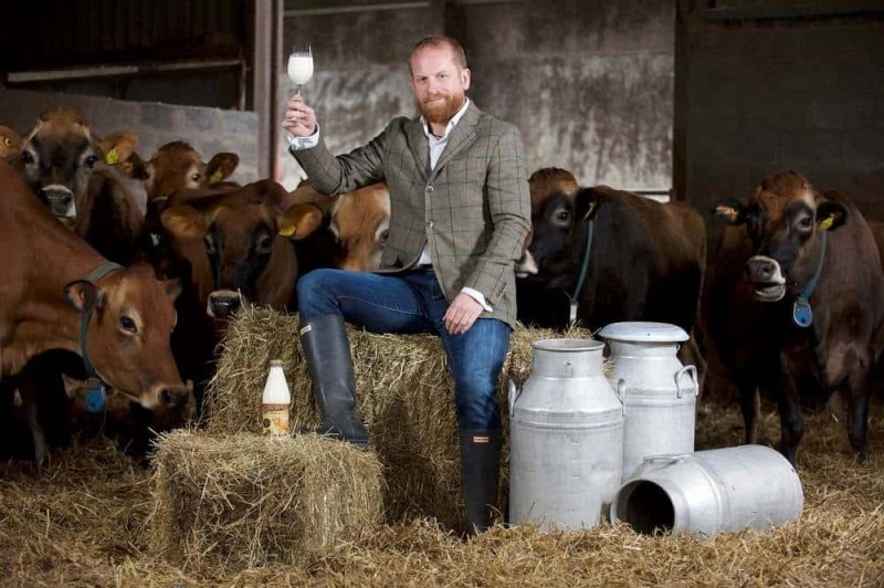 Graham's Milk Sommelier