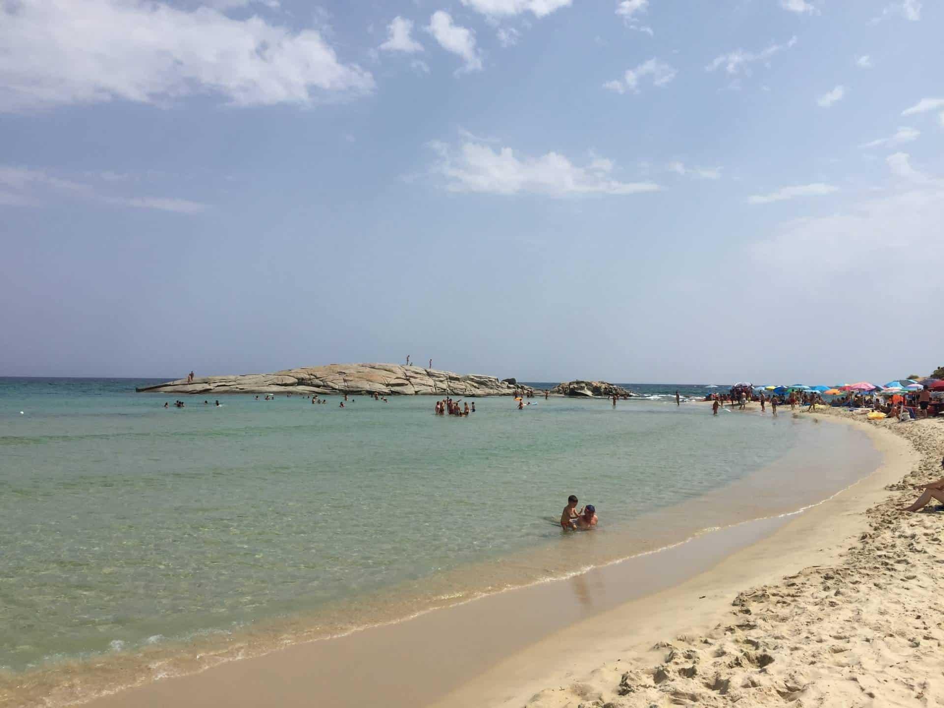 Villasimius a beach paradise