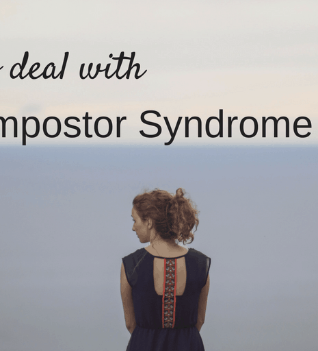 How to deal with impostor syndrome