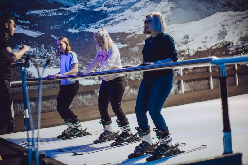Learning to ski with Club Med at Chel-ski