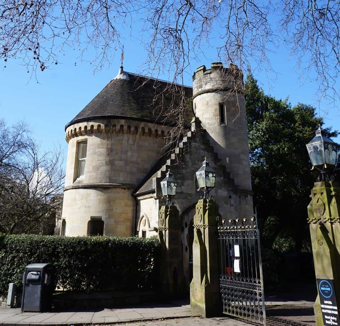 Historic buildings in York