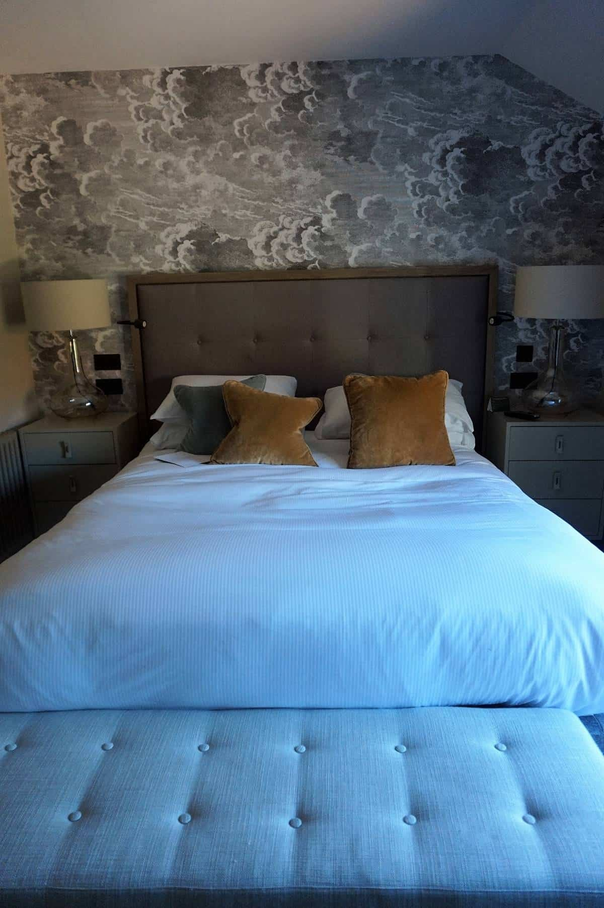 Bedroom at Sopwell House