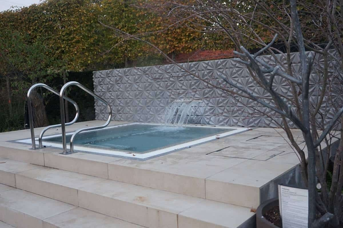 Hydropool at Sopwell House