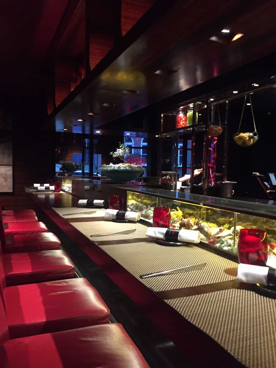 L'Atelier de Joel Robuchon London