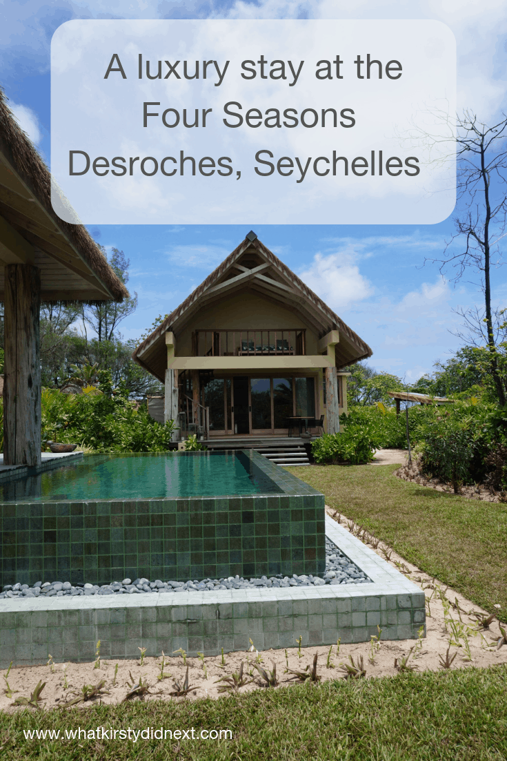 Review of Four Seasons Desroches