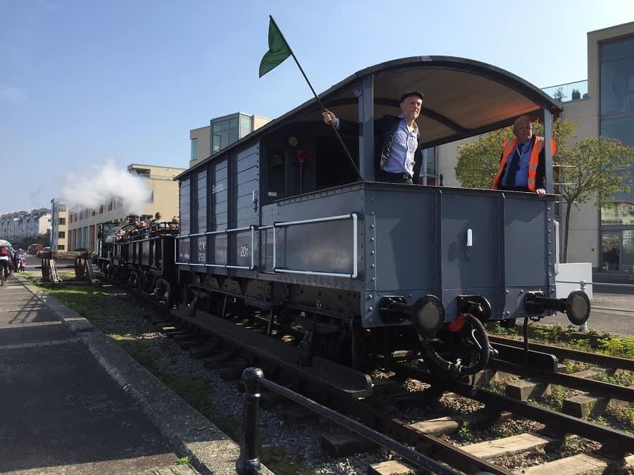Bristol Steam train