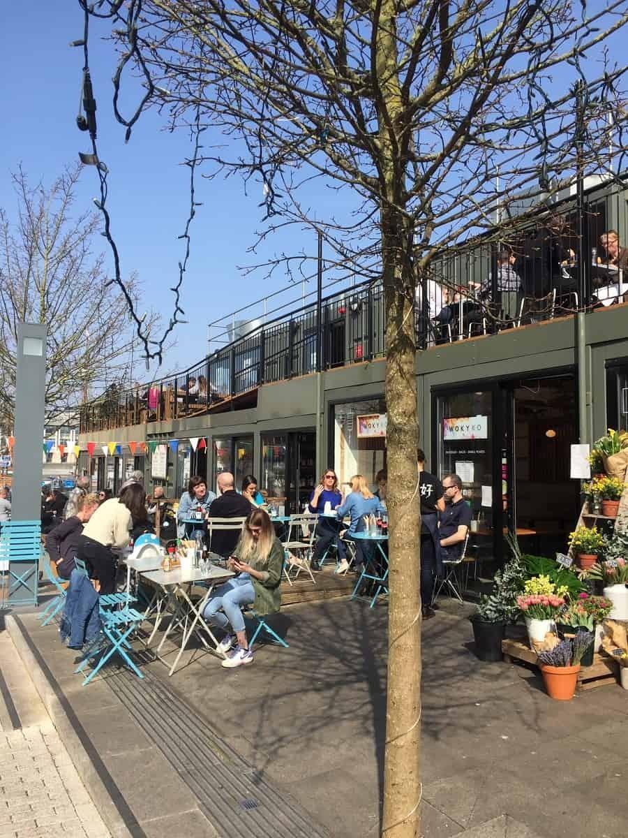 Bristol's Wapping Wharf