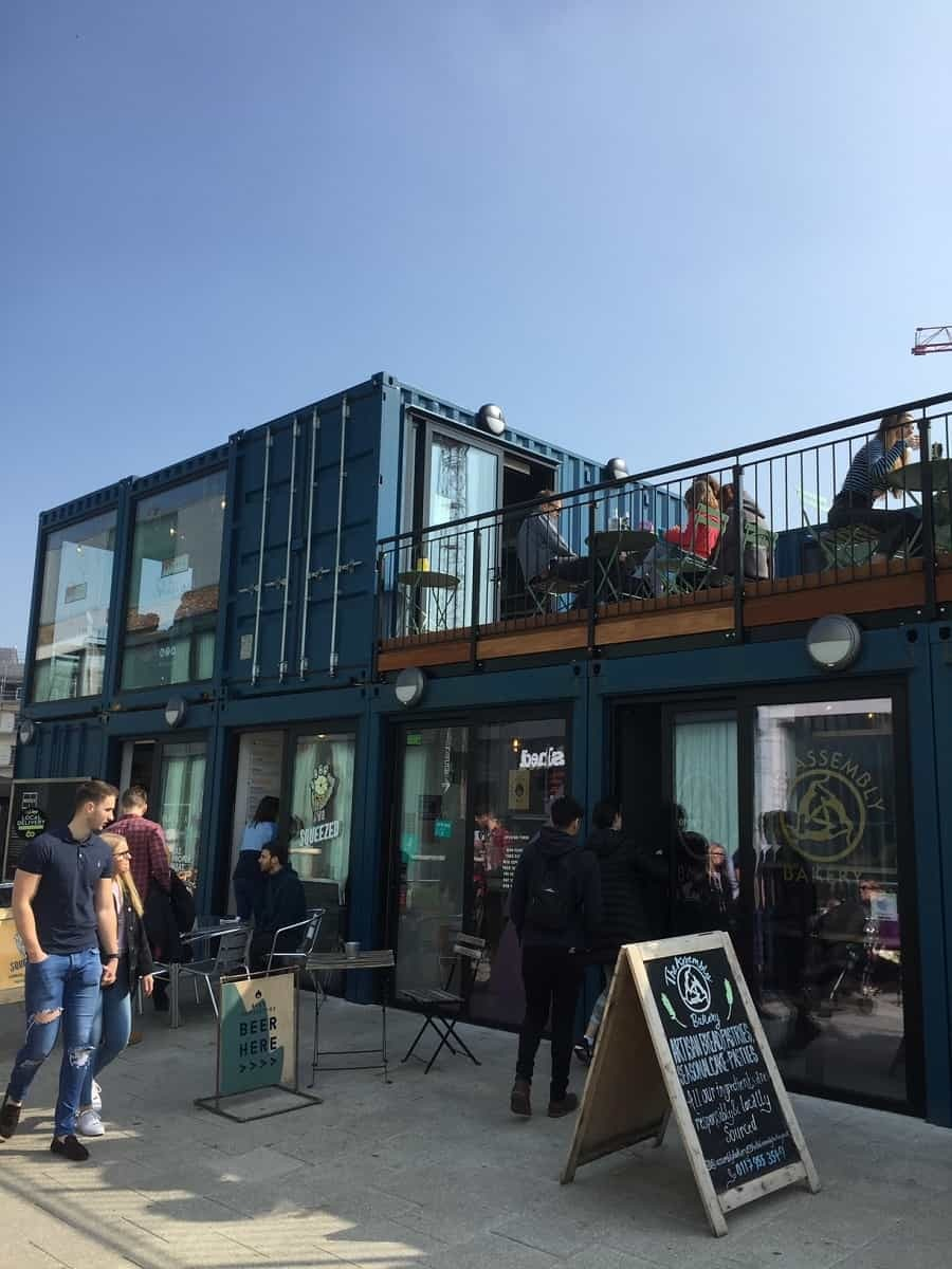 Wapping Wharf Bristol