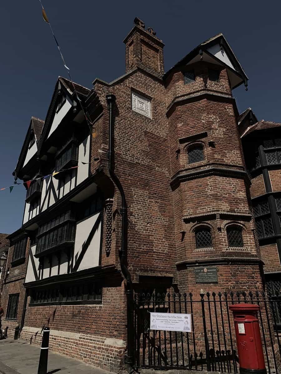 Eastgate House in Rochester