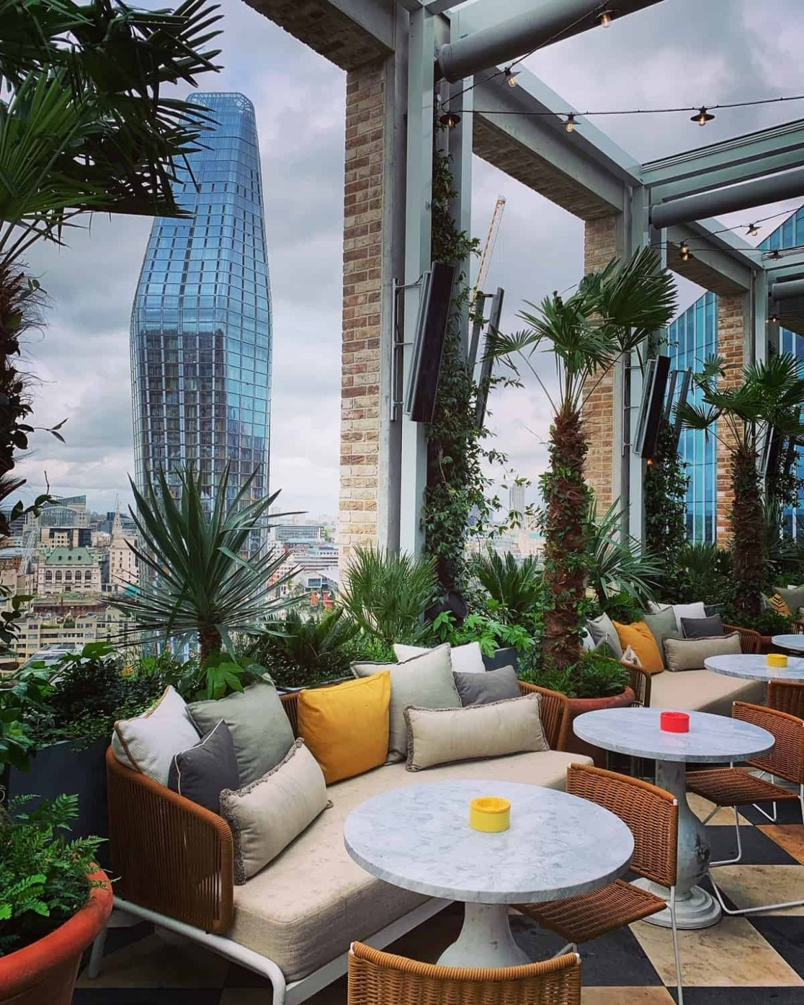 Seabird rooftop terrace