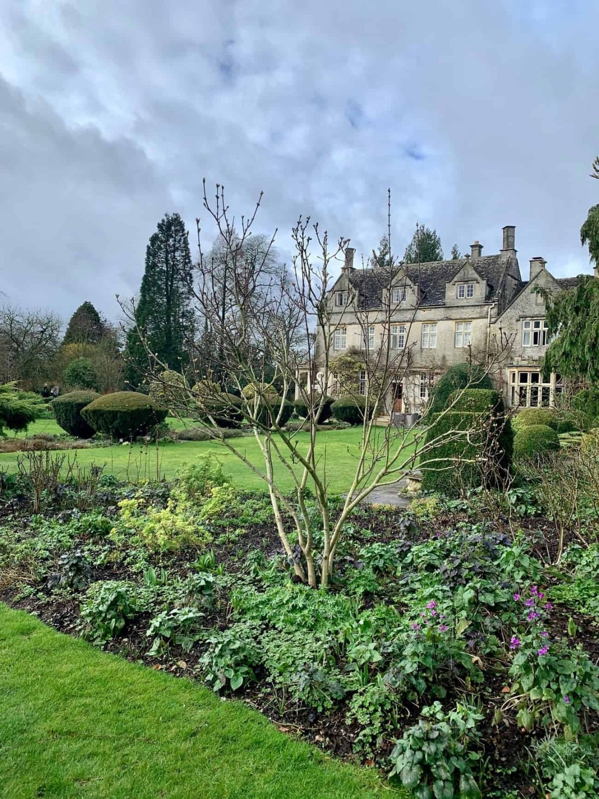 Barnsley House Spa hotel in the Cotswolds