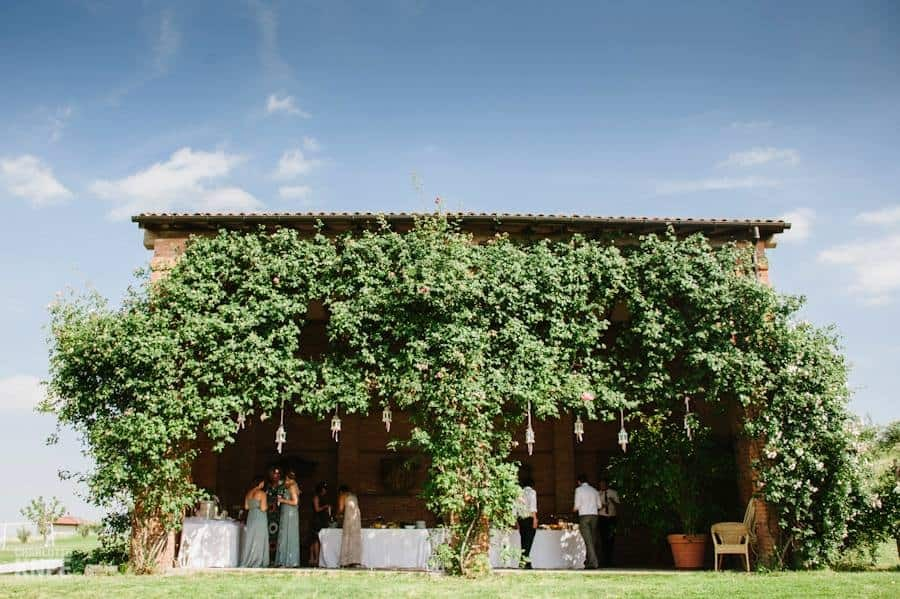 Our wedding venue in Italy