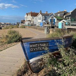 A long weekend in Whitstable