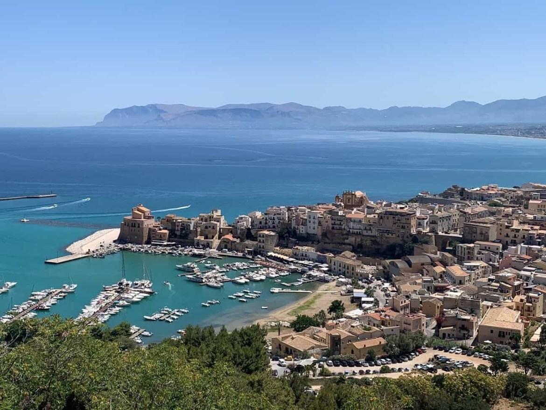 Castellammare del Golfo in Sicily