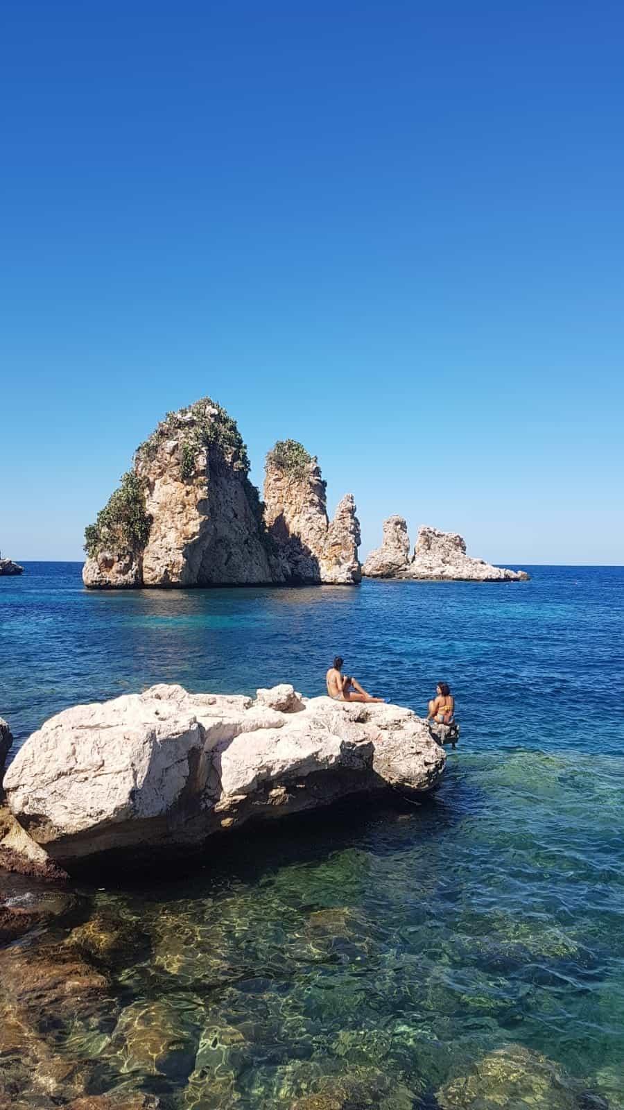 Scopello in Sicily