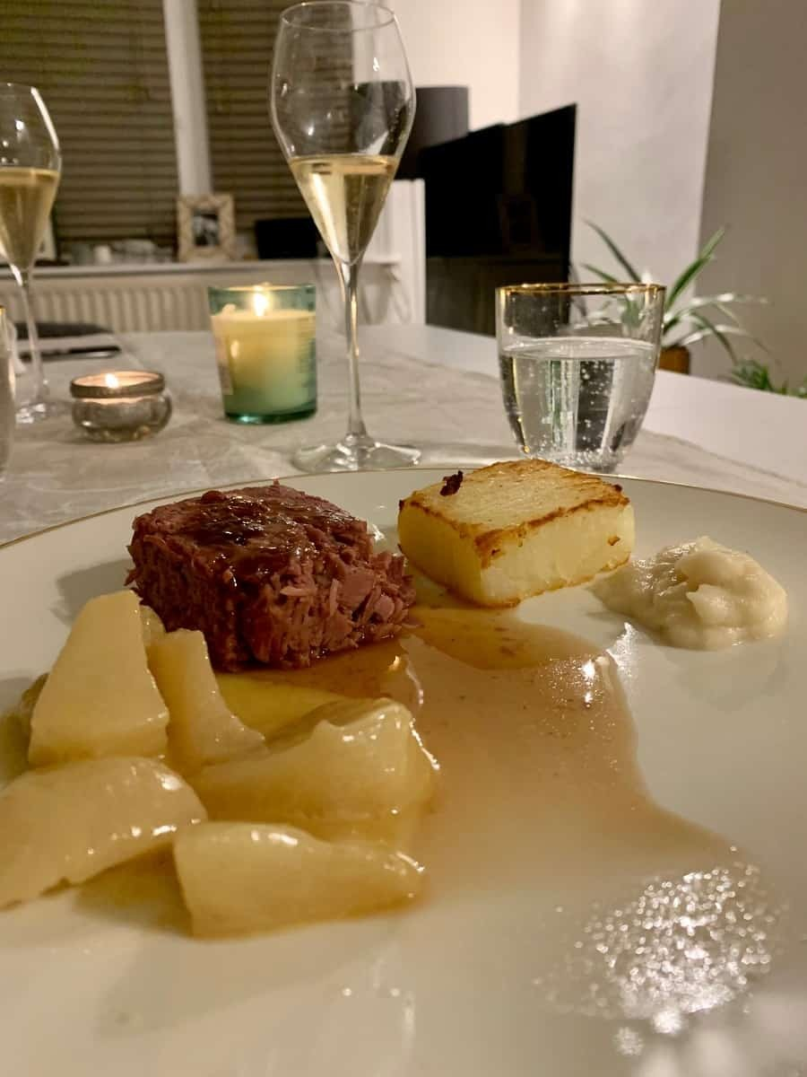 Lamb main from Made in Oldstead by Tommy Banks