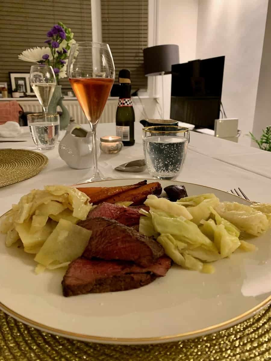 Chateaubriand main from Drake and Morgan