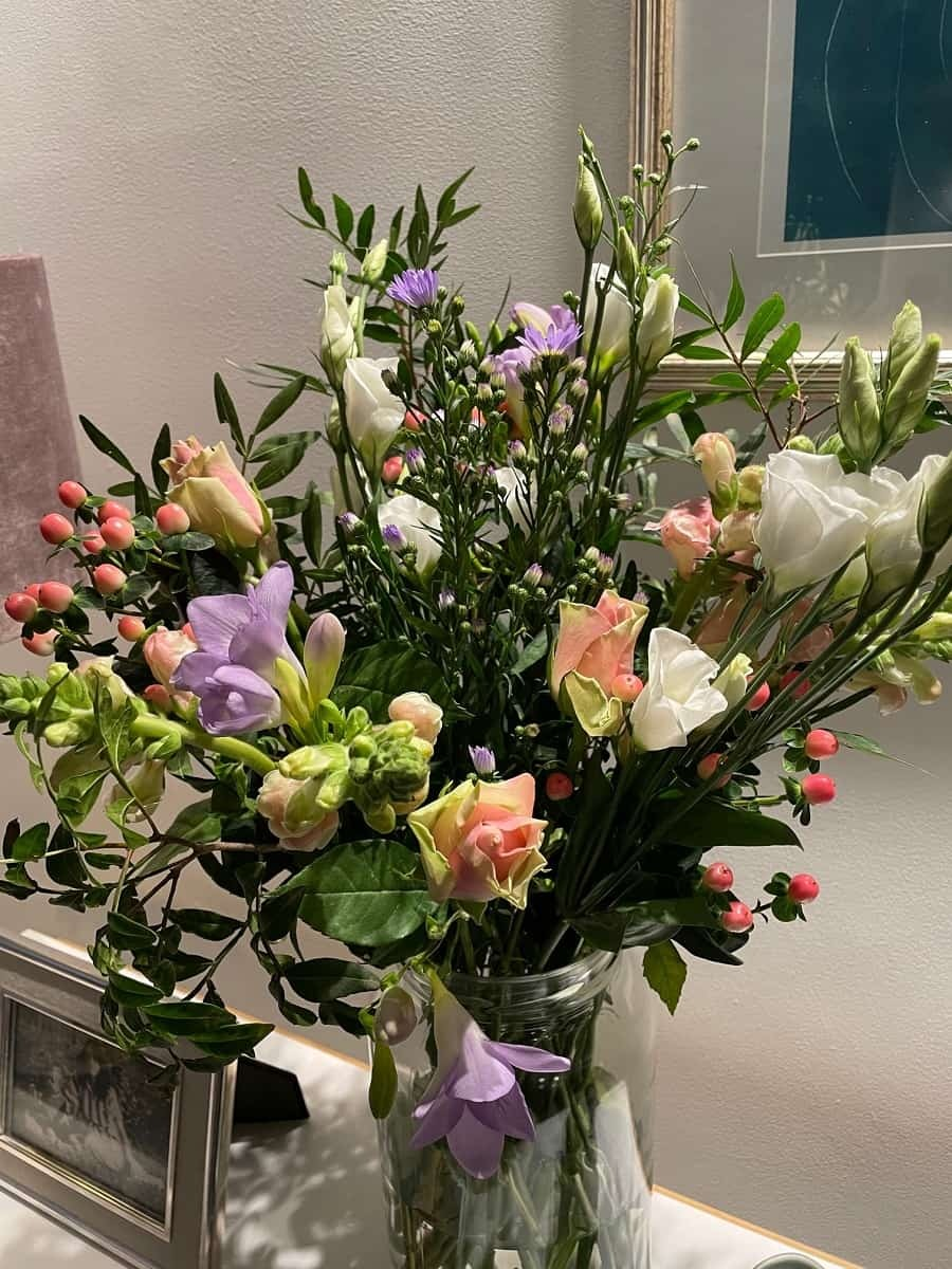 Bunch of flowers from Bloom & Wild