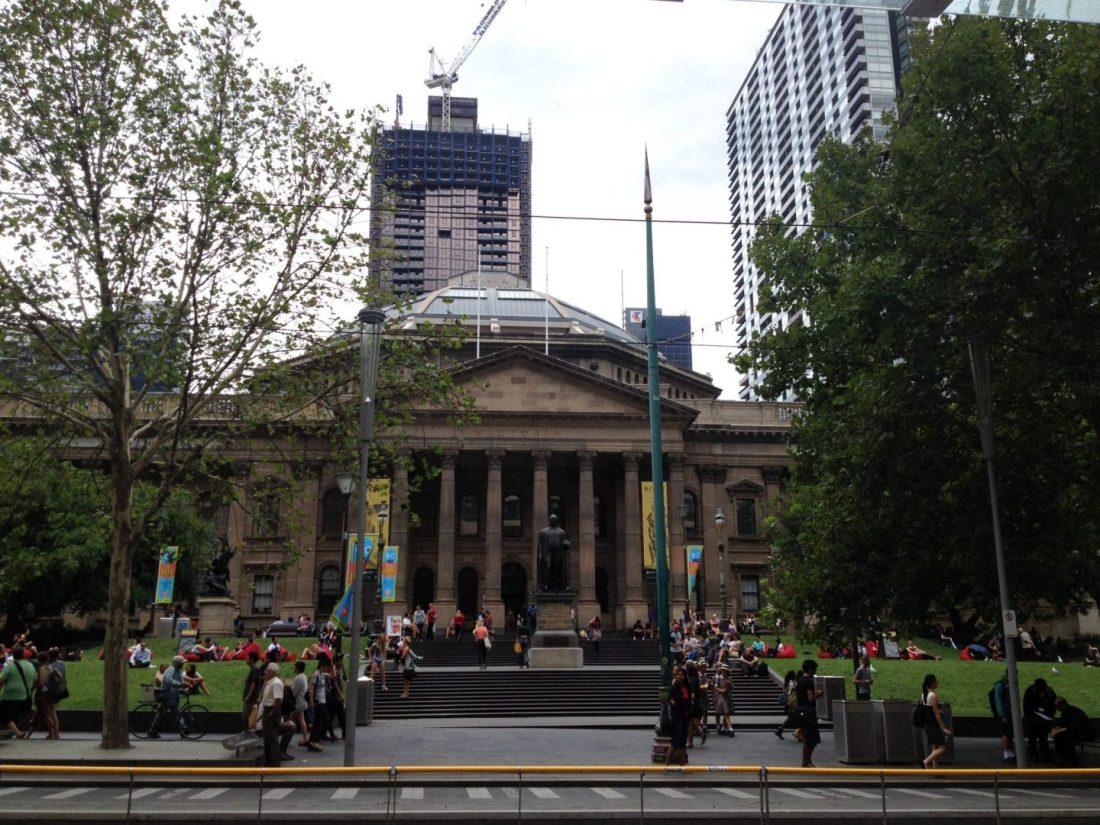 Exploring Melbourne