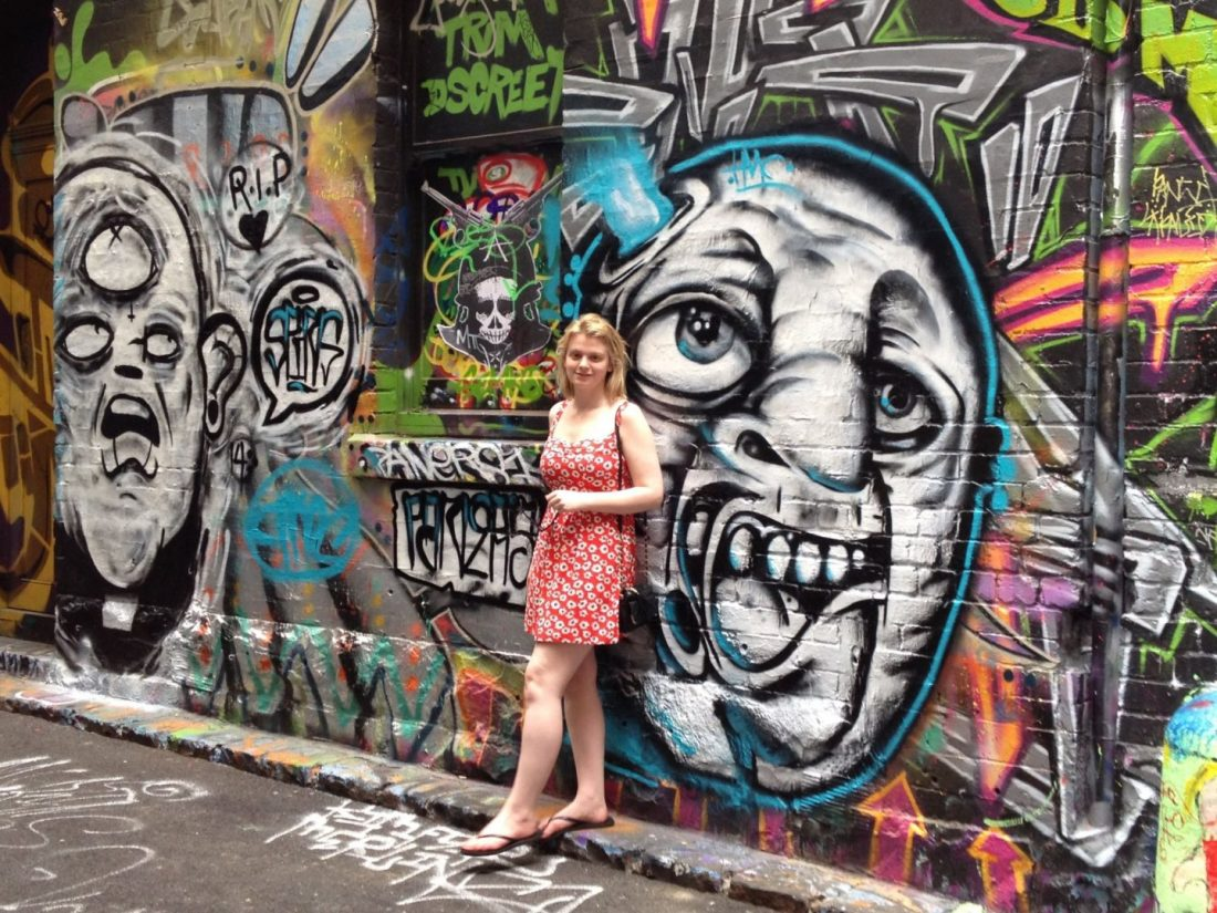 Murals of Hosier Lane, Melbourne