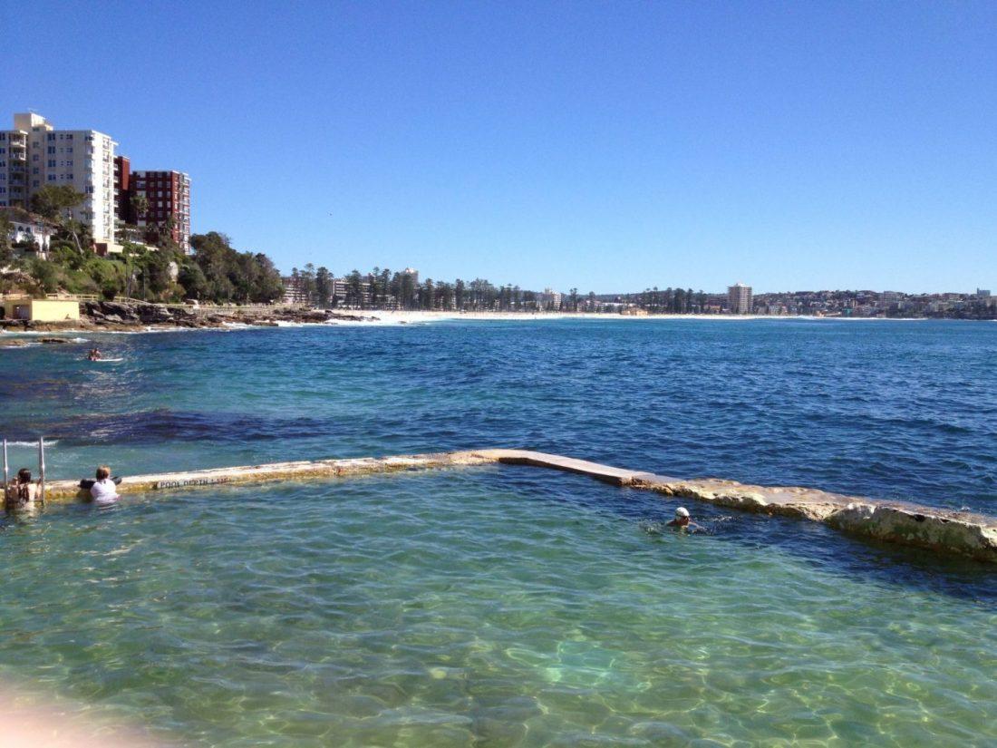 Fairy Bower baths, Sydney