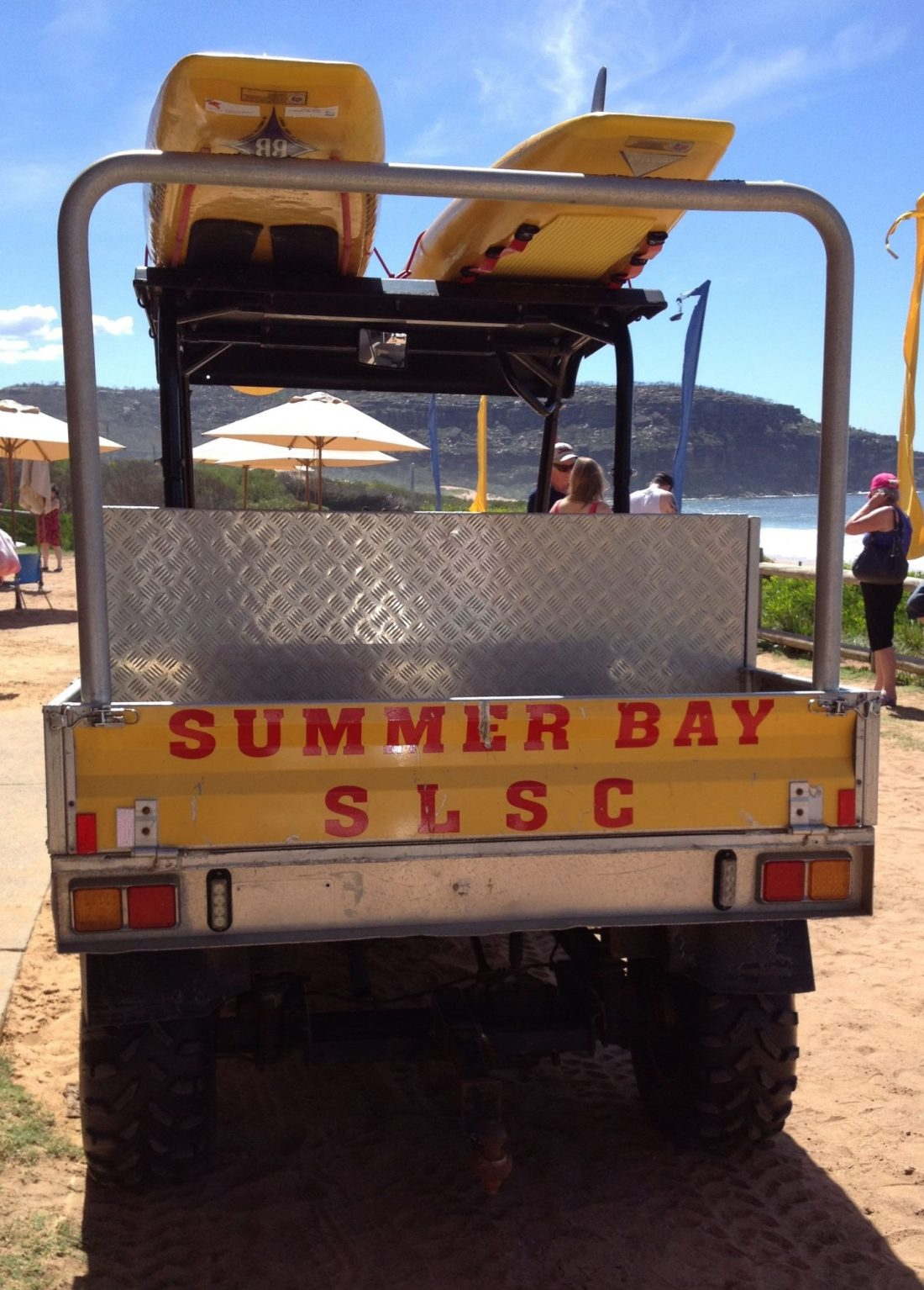 Home and Away's Summer Bay