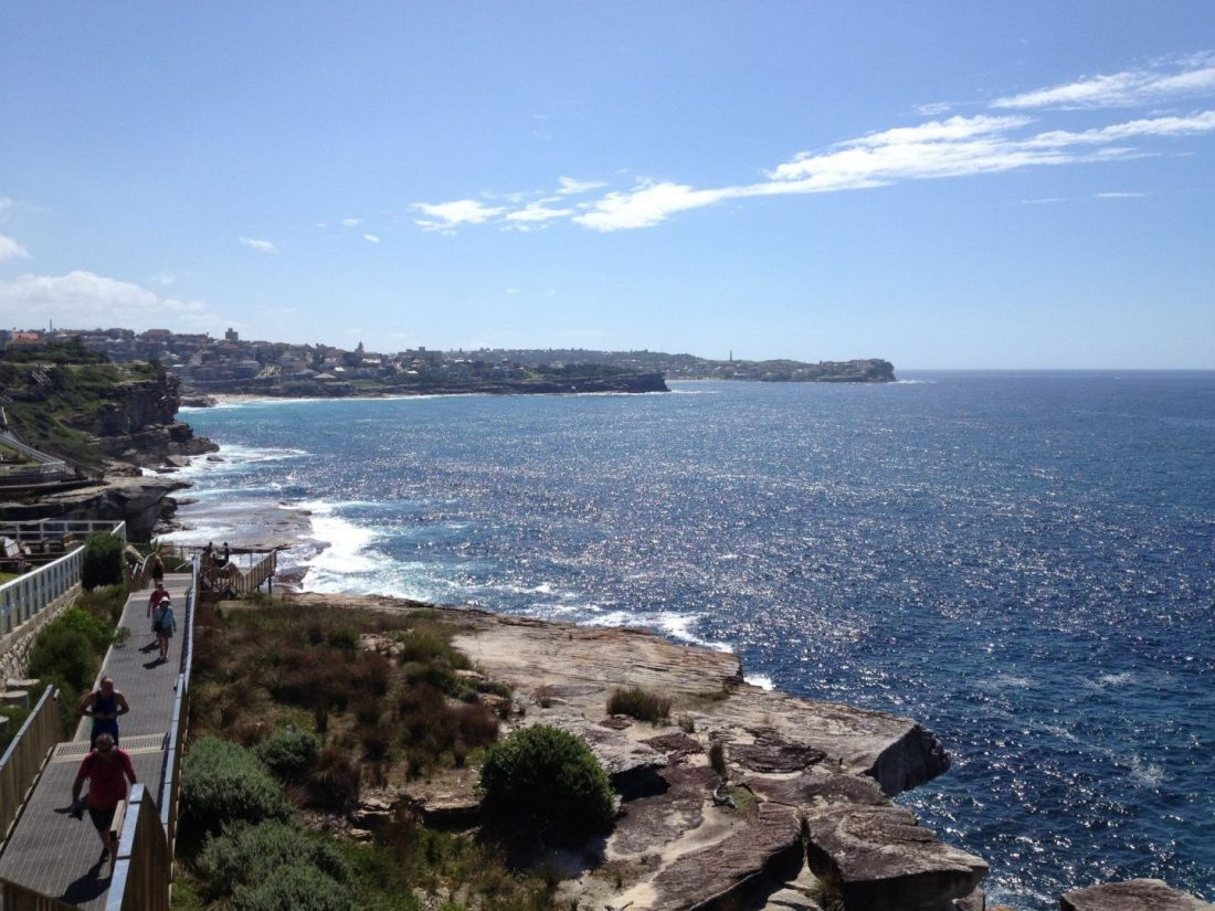 Bronte to Clovelly, Bondi to Coogee Walk, Sydney