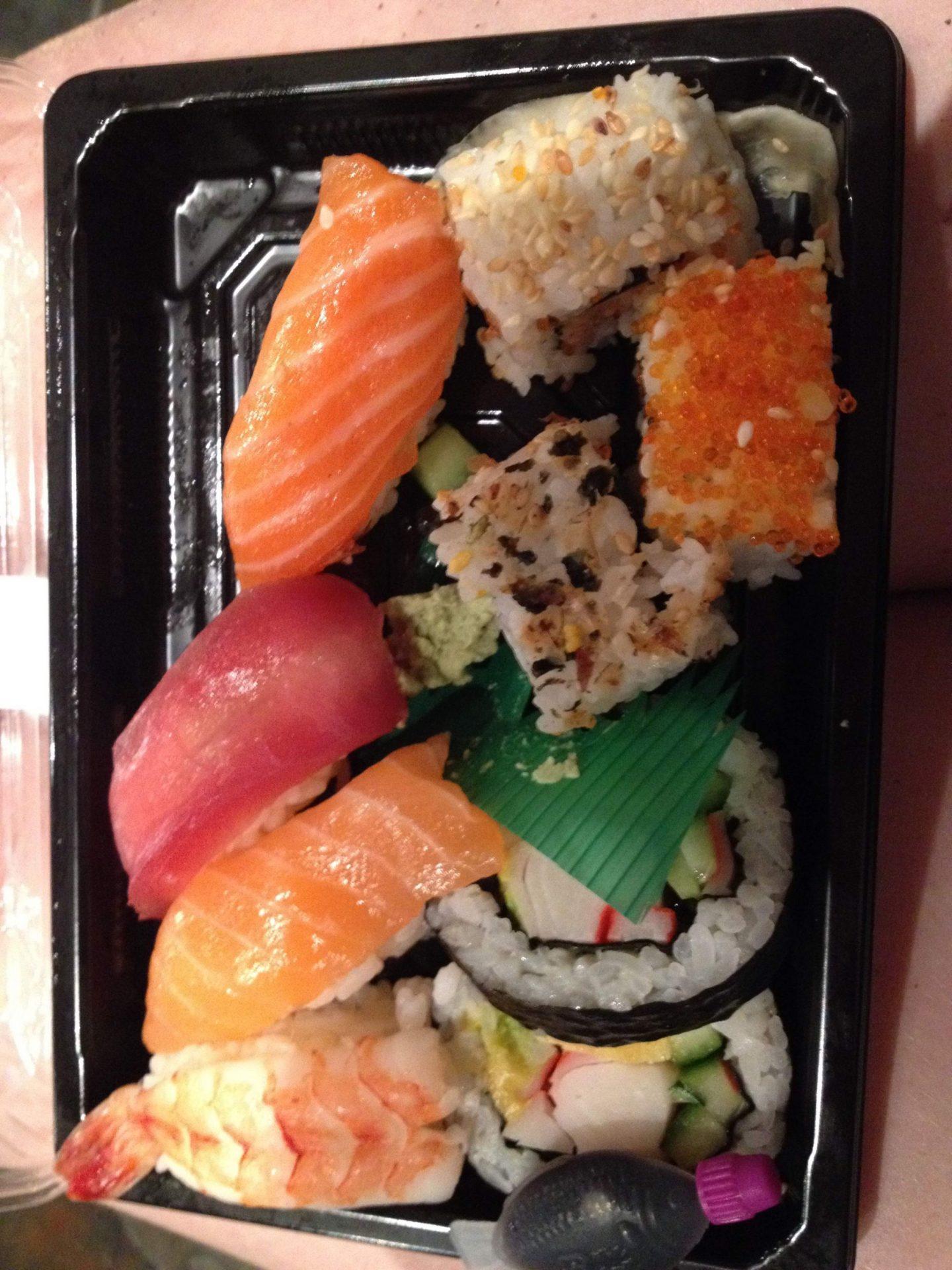 Sushi in Sydney, Australia