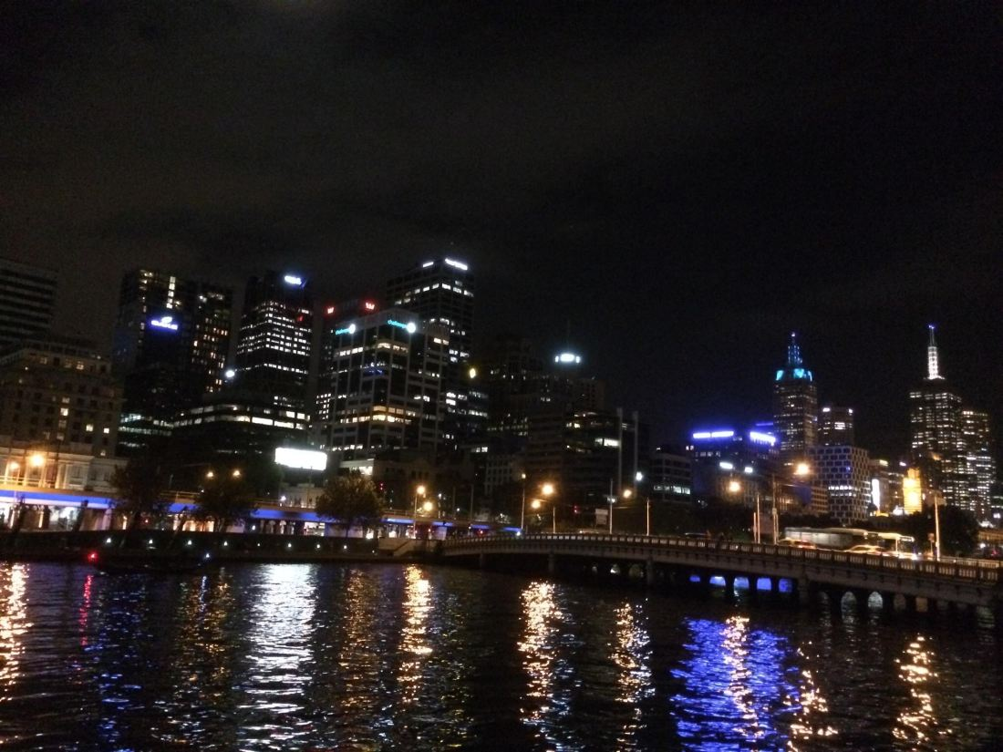 A Melbourne itinerary: Southbank of the Yarra River