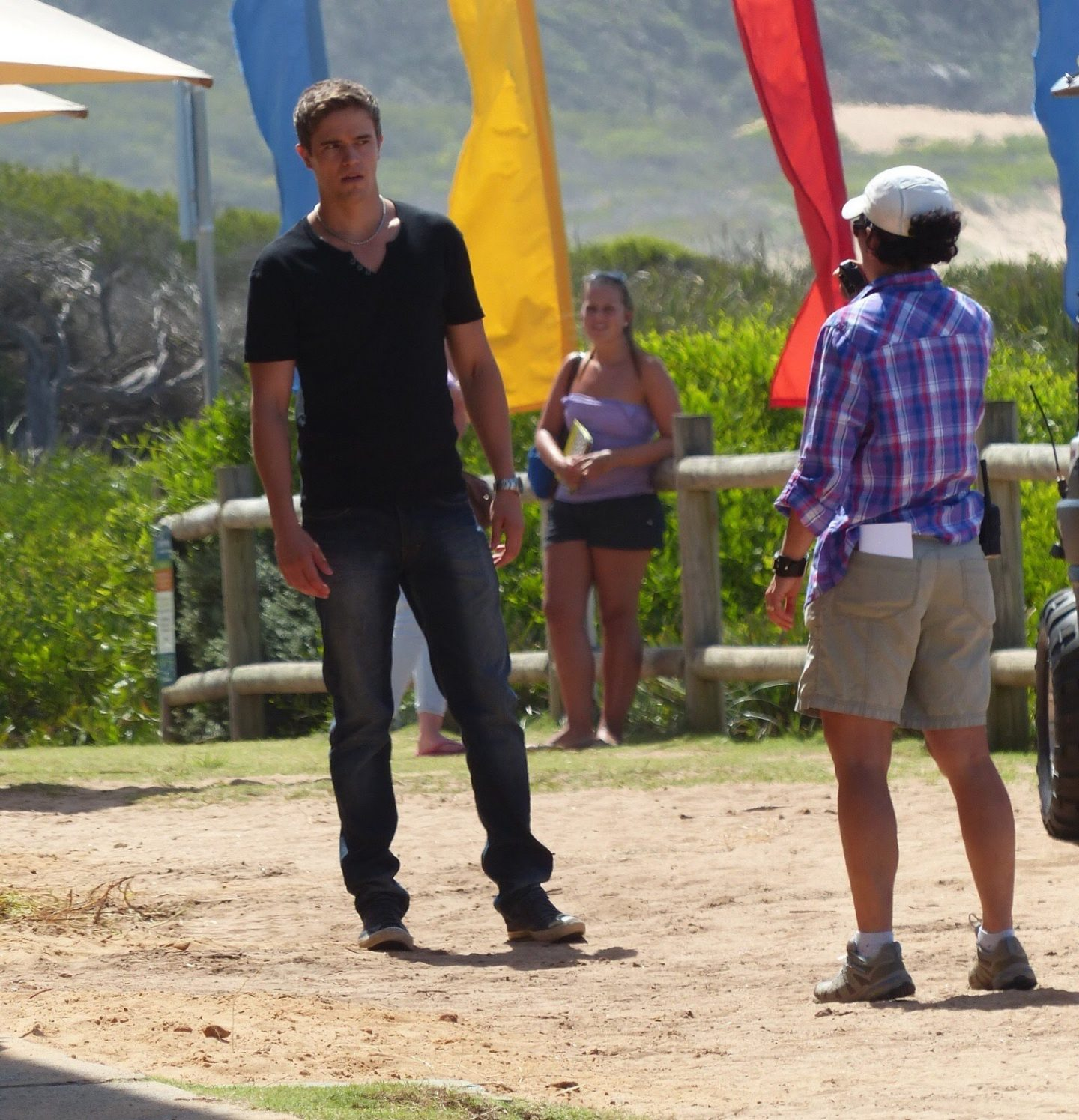 Kyle Braxton from Home and Away