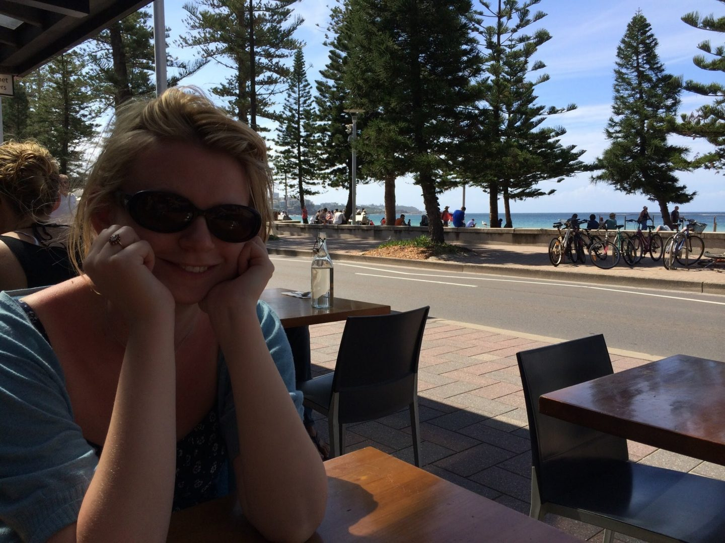 Laura in Manly