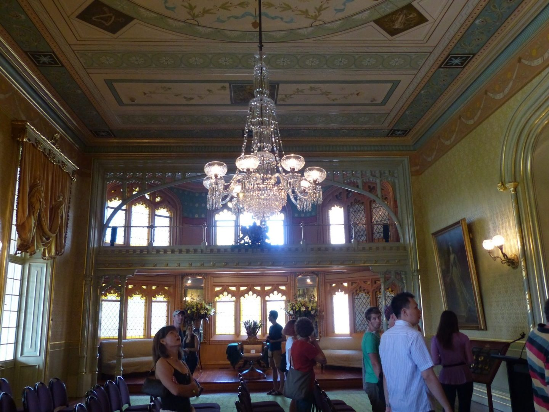 House interior and decor