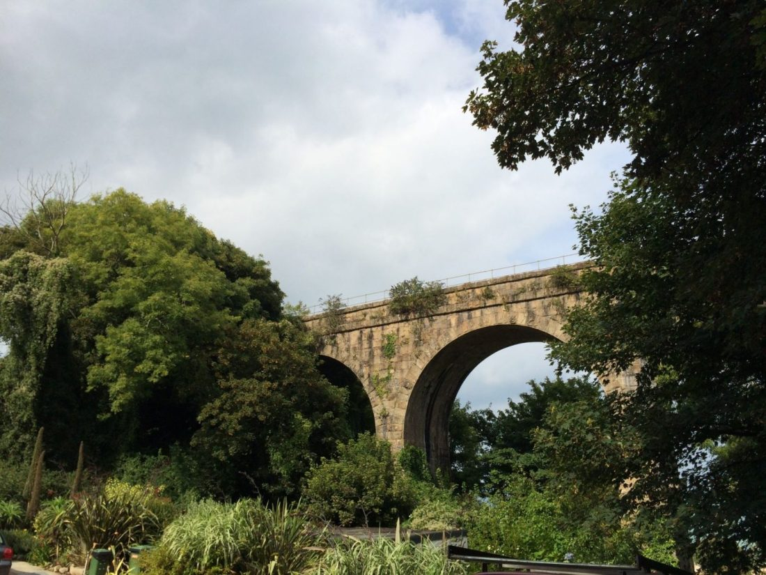 Viaduct in Carbis Bay