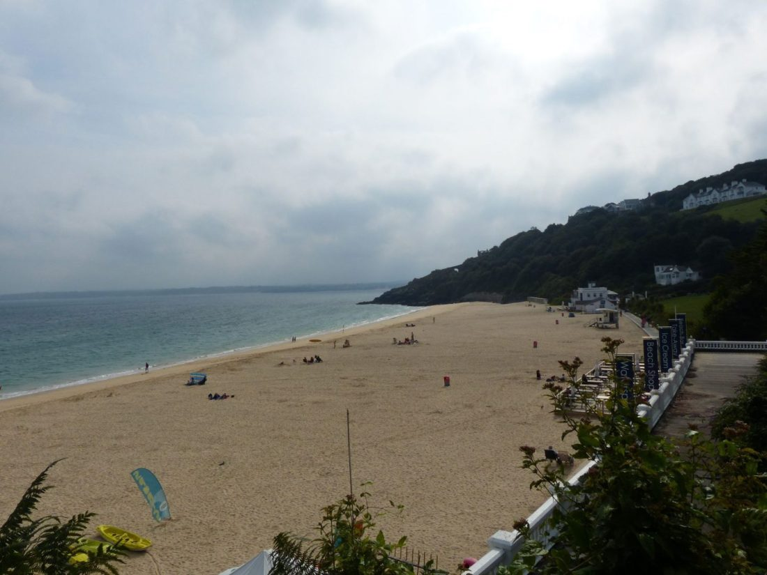 St Ives beach, Cornwall