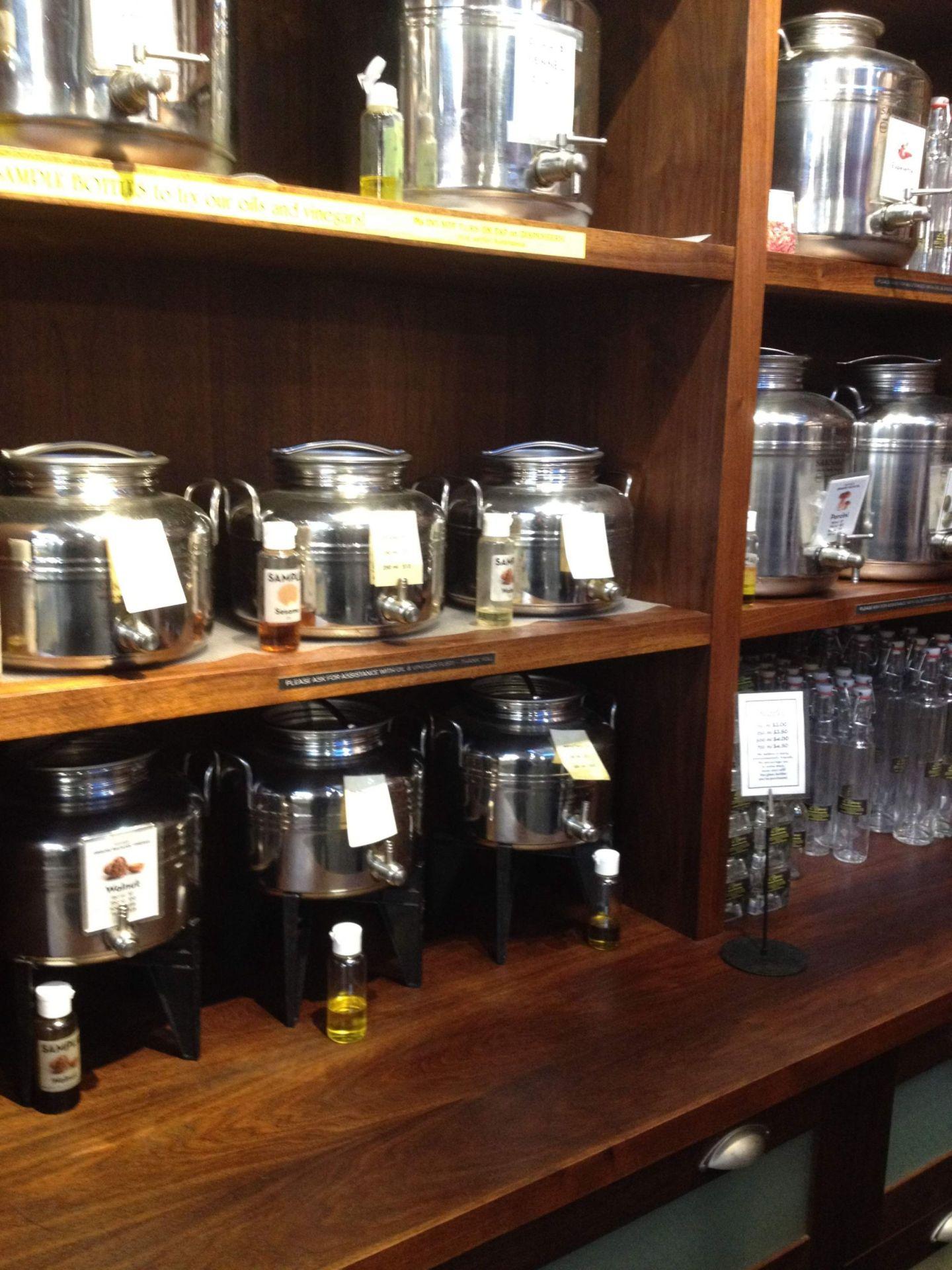 Tea from Granville Island Public Market, Vancouver