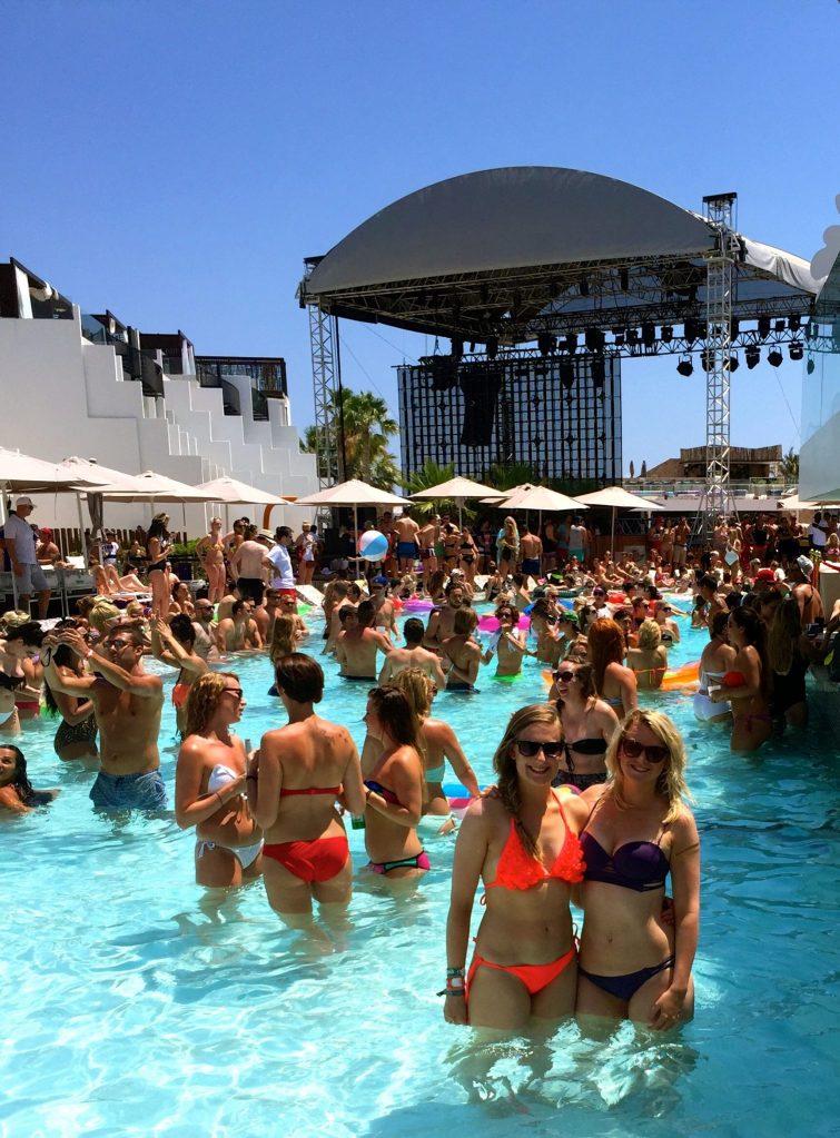Hard Rock Hotel Ibiza: Pool Party