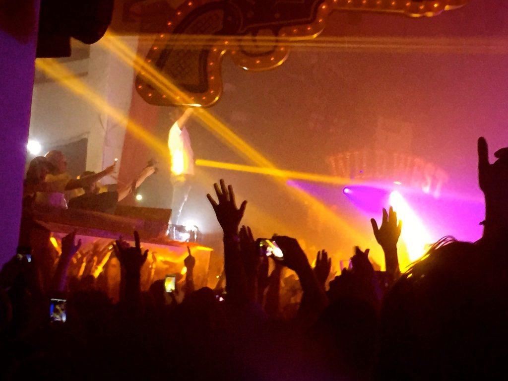 David Guetta at Pacha, Ibiza
