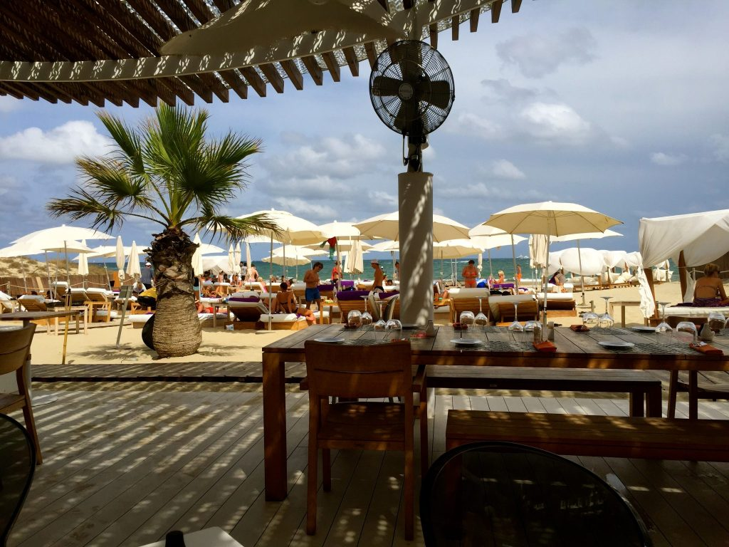 Beach Club, Hard Rock Hotel Ibiza