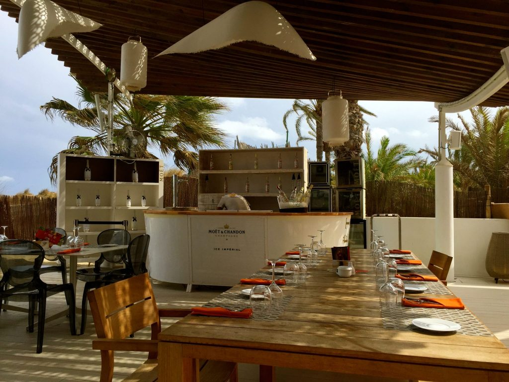 Hard Rock Hotel Ibiza's Beach Club