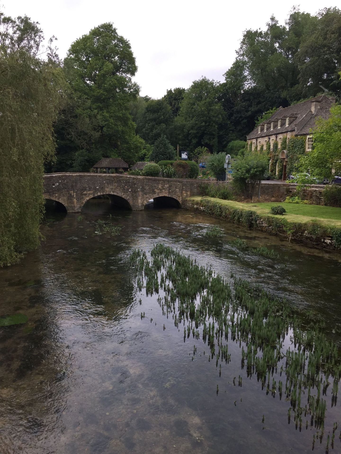 River Coln, Cotswolds
