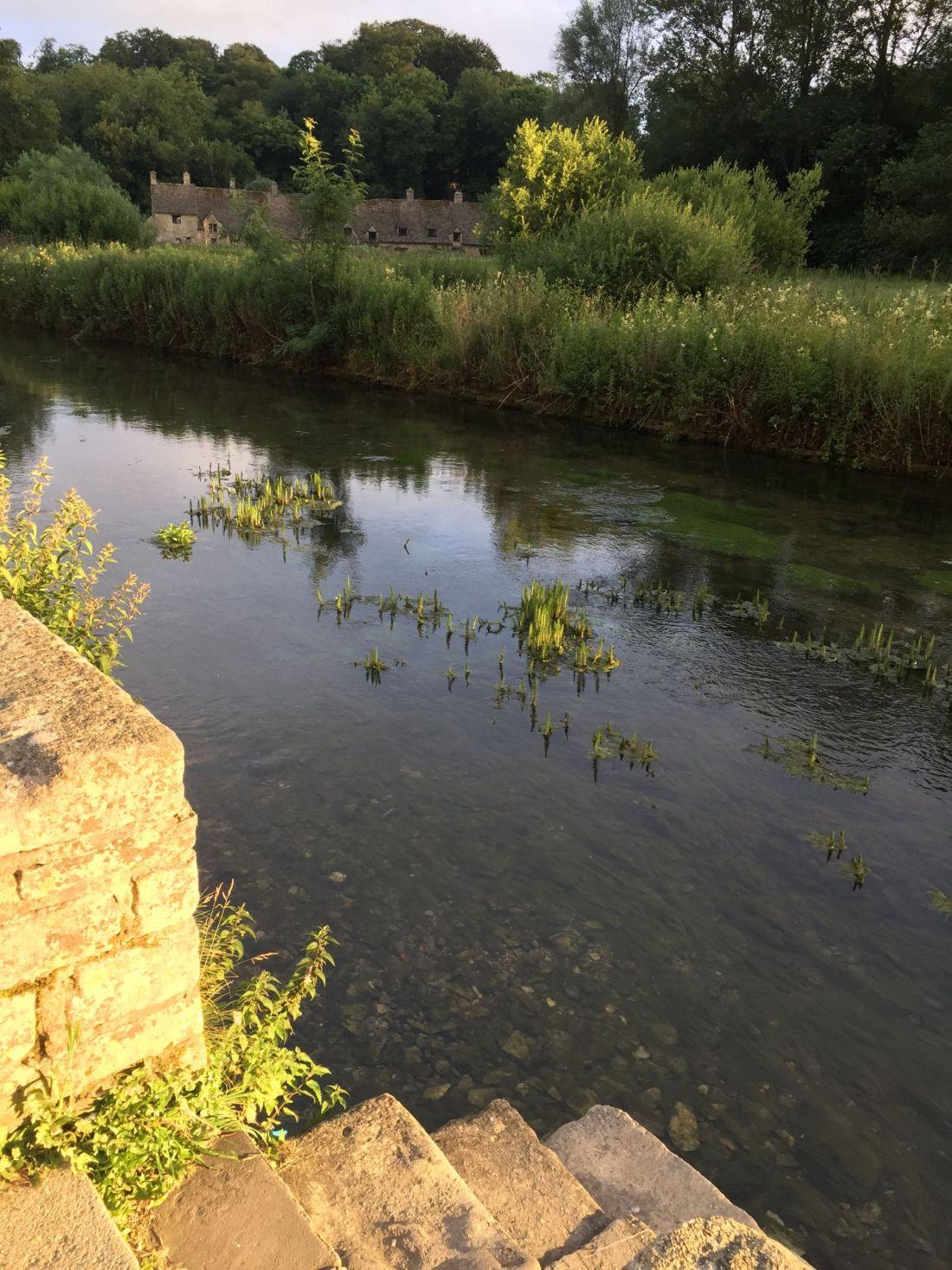Coln River, Bibury