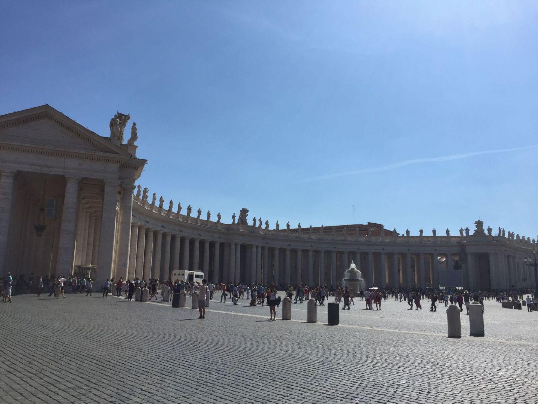 St Peter's Square, Vatican City