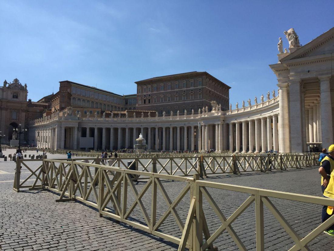 St Peters Basilica, Vatican City