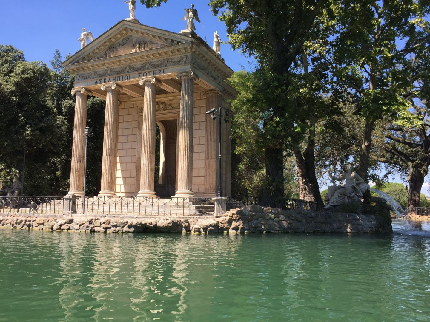 Temple of Asclepius, Rome