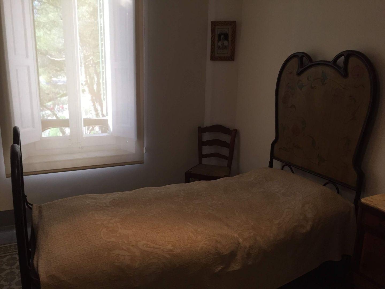 Gaudi's bedroom in Barcelona