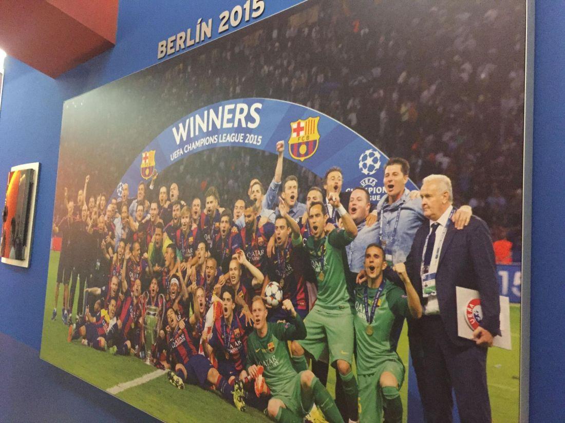 Banner for FC Barcelona