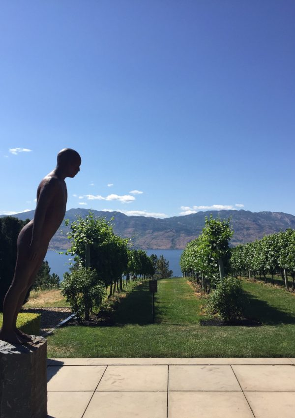 Views from Mission Hill Winery, Okanagan