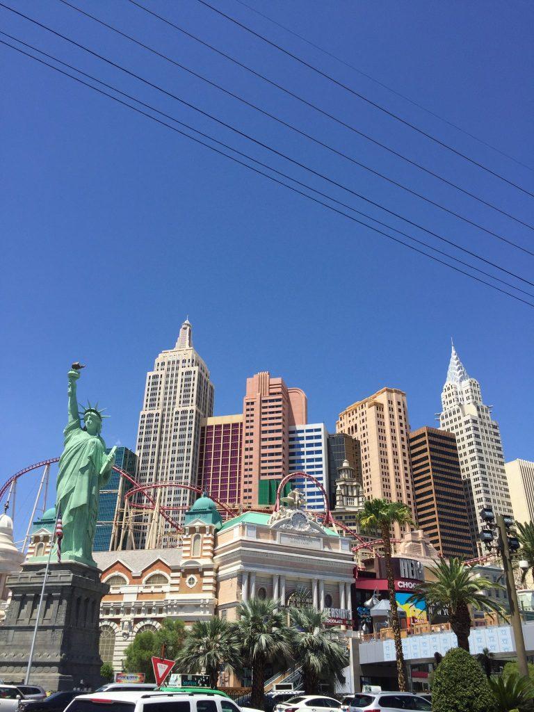 New York, New York Hotel, Las Vegas